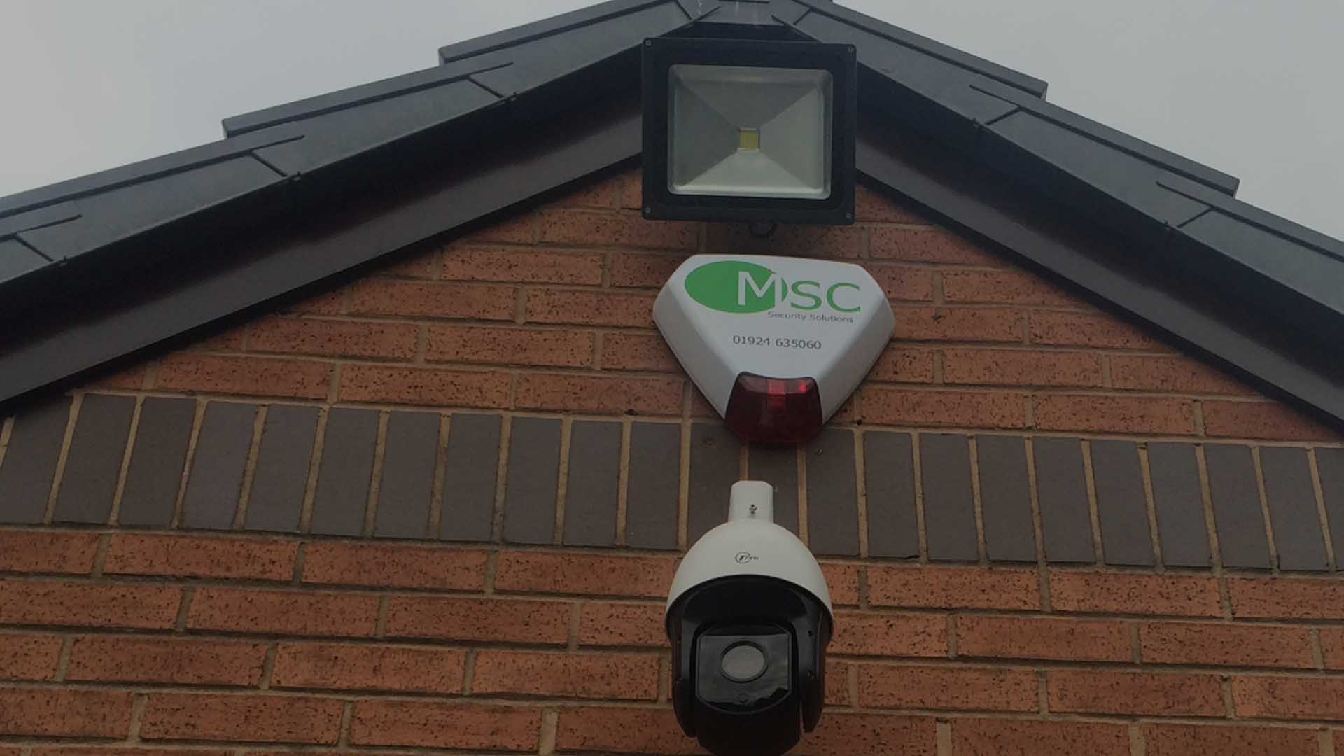Intruder alarms Wakefield